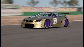Gran Turismo Sport BMW M6 GT3 Hot Lap at Willow Springs | DriveTribe Racing League