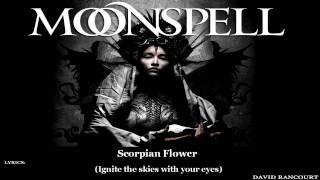 Moonspell - Scorpion  Flower [Lyric Video]