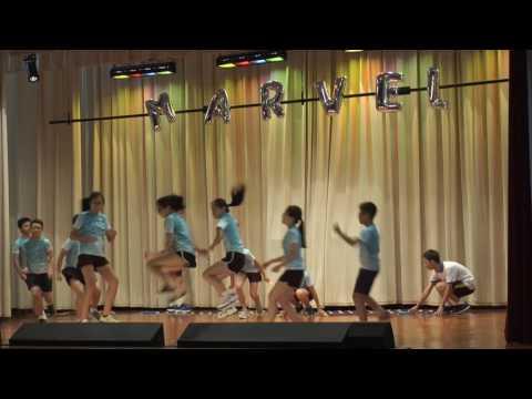BTHC 2016-17 talent show Team 7