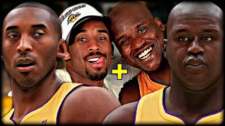 I Reset The NBA To 2003 to make KOBE & SHAQ Stay Together...