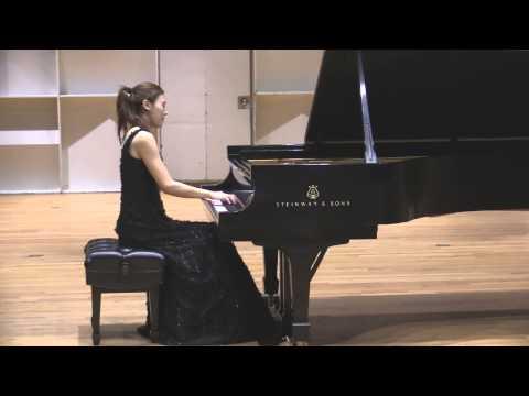 Brahms Handel Variations Op. 24 Sumin Hong (in HD)