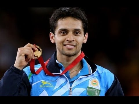 Parupalli Kashyap - Indian Badminton Player