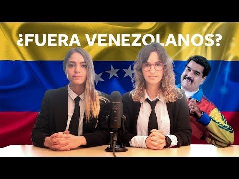 Venezolanos: ¡por aquí NO vengan! - La Pulla