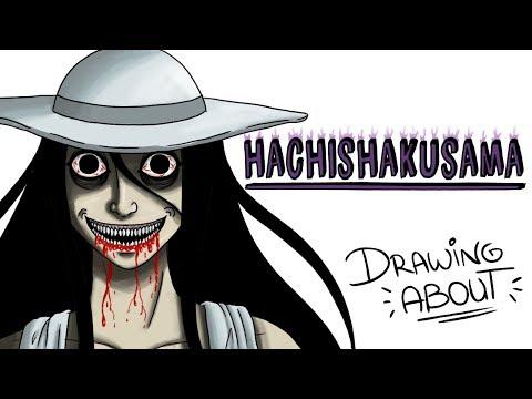 HACHISHAKUSAMA LA LEYENDA JAPONESA DE LA MUJER DE 8 PIES DE ALTURA | Draw My Life