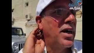 رئيس حي الاربعين ..السويس بلدي واحترام حقوق المواطن مسئوليتي ..ازاله الاشغالات مستمرة 15 يوما