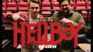 HELLBOY (2019) Movie Review | Tavern Talk