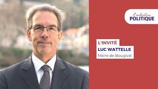 Entretien politique avec Luc Wattelle, Maire (SE) de Bougival