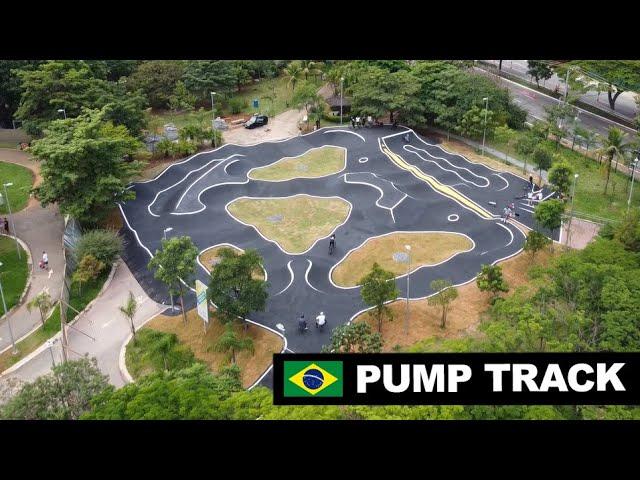 PUMP TRACK / MOEMA - SÃO PAULO