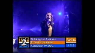 Tina Arena - Chains - Top Of The Pops - Thursday 13th April 1995