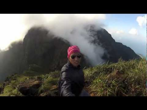 Mt. Guiting Guiting (G2) Traverse