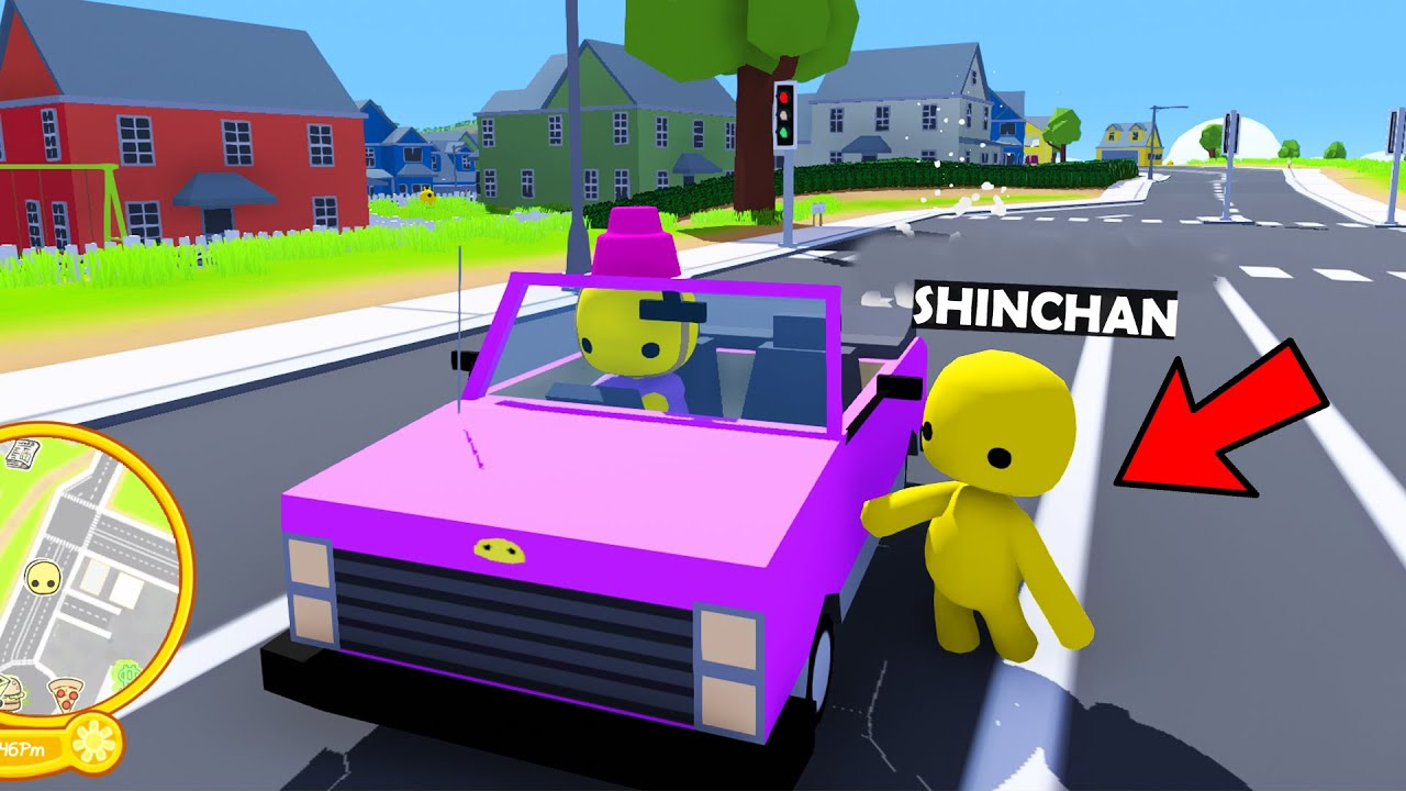 I Gifted Most Expensive Supercar To Shinchan !