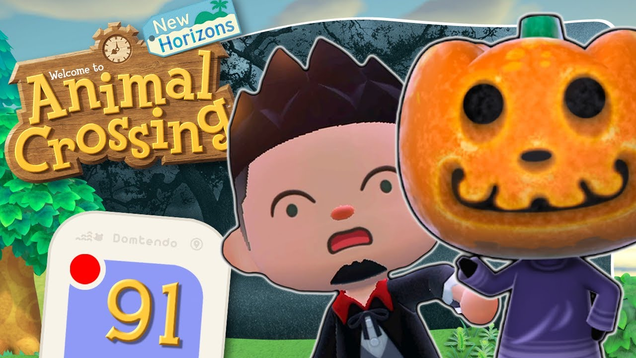 ANIMAL CROSSING: NEW HORIZONS ?️ #91: Schauriges Horror-Event mit Jakob