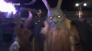 Austria's Terrifying Holiday Tradition: The Christmas Demon Krampus