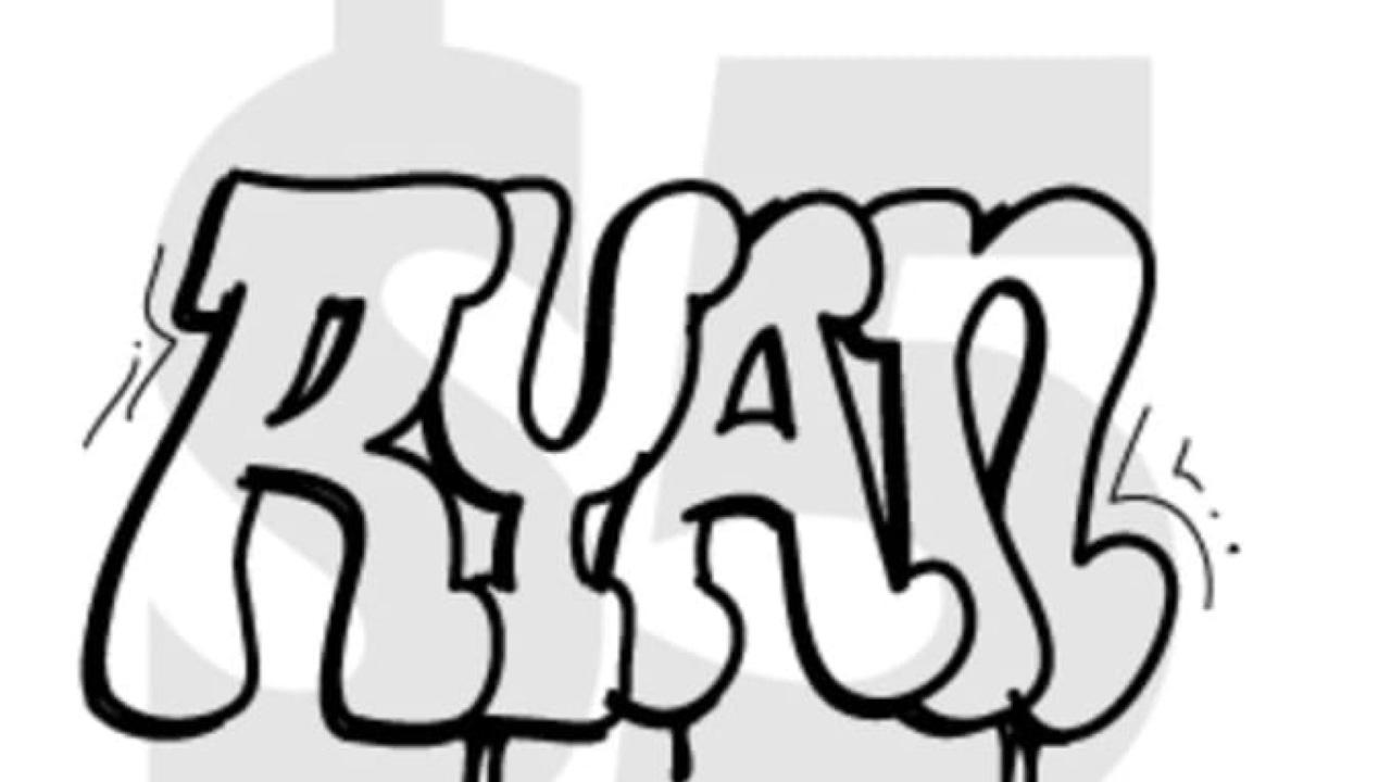 Картинки граффити с именами никита