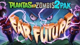 Plants Vs Zombies 2 PAK De Futuro Lejano