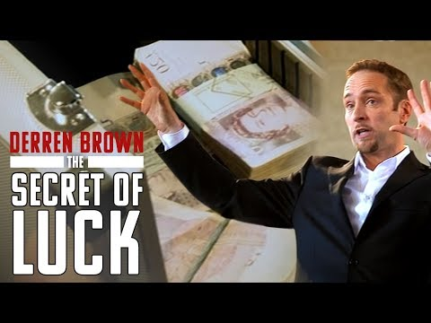 The Secret of Luck | Derren Brown's The Experiment FULL EPISODE
