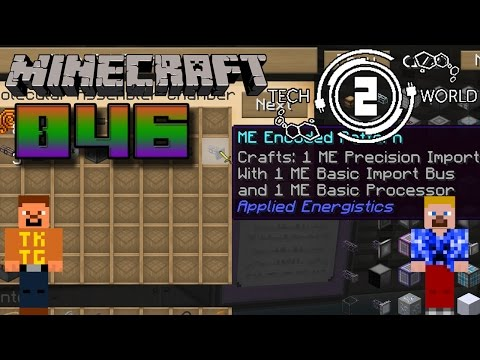 Export und Import Buse automatisiert - Let's Play Together Tech World 2 (German/HD+) Part 046