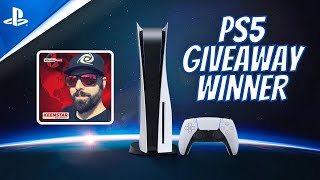 I *WON* A PLAYSTATION 5 FROM KEEMSTAR! (PS5 GIVEAWAY)