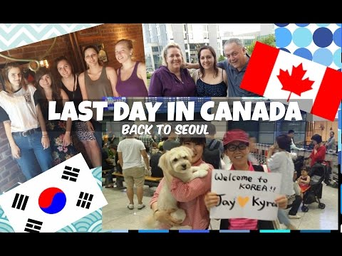 Travel Canada: Time to Go