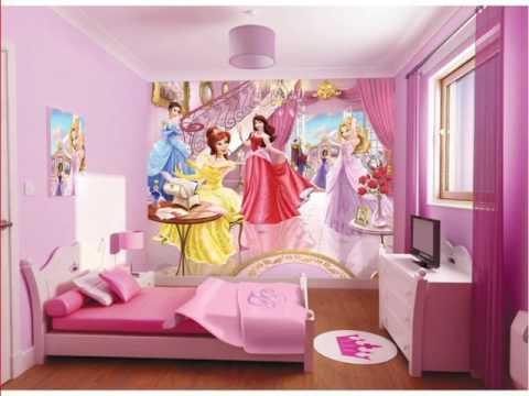 Wallpaper For Baby Girls Room