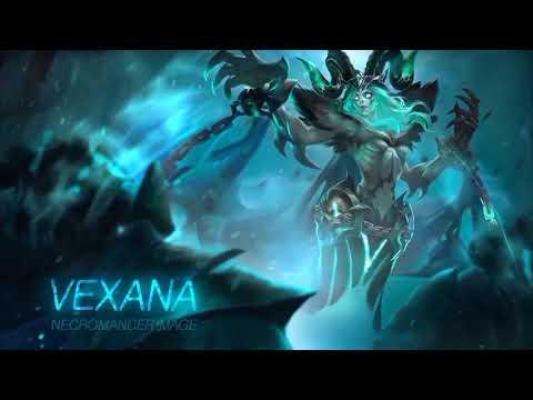 Vexana (Necromancer) Mobile Legends Live wallpaper/Theme Teaser