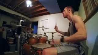 Brett Dahlberg - Second Solution - The Living End (Drum Cover)