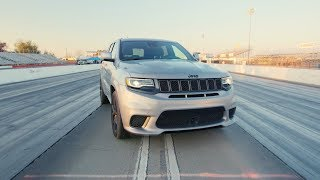 Tire Rack's Hot Lap | 2018 Jeep Grand Cherokee