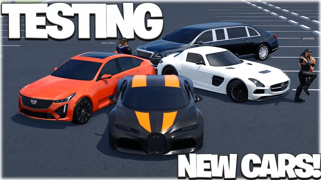 Download Testing New Cars! | Roblox Southwest Florida