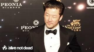 第11屆亞洲電影大獎紅毯- 浅野忠信11th Asian Film Awards Red Carpet ...