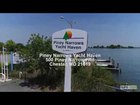 Piney Narrows Yacht Haven Site Survey - Aura Wireless