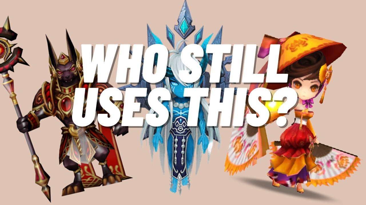 Download Last Fight Of The Week! Who Still Uses Khmun, Chasun, Theomars in Guild Defense? - Summoners War