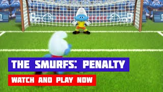 The Smurfs: Penalty Shoot-Out · Game · Gameplay