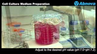 Cell Culture Medium Preparation