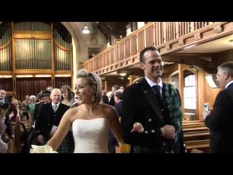 Glasgow Wedding Video Scotland Wedding DVD Video Glasgow Scotland