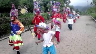 Danza de pilatos Colonia Guadalupe Chichiquila pué