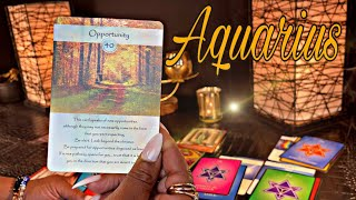 """AQUARIUS- """"A Major Breakthrough In Your Life Will Shock And Amaze!"""" AUGUST 2 - 8 TAROT"""