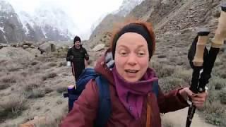 PAKISTAN #2 Trekking in Pakistan | Hunza | Black Glacier | Passu Glacier | Gilgit Baltistan