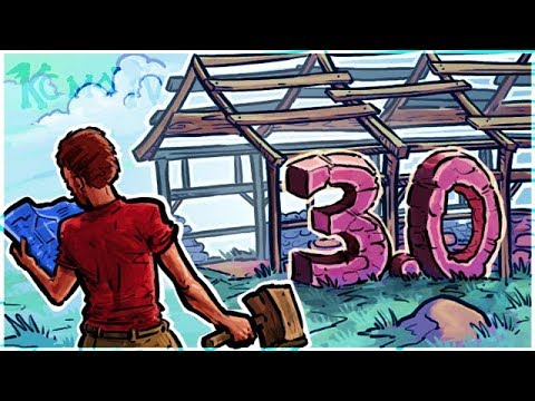 RUST | Building 3.0 - a NEW Era of Base Building