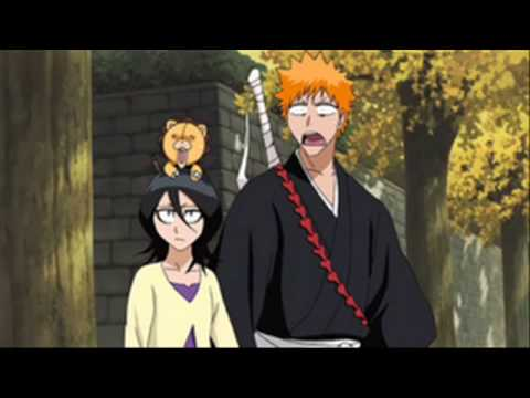rukia and ichigo relationship wikipedia