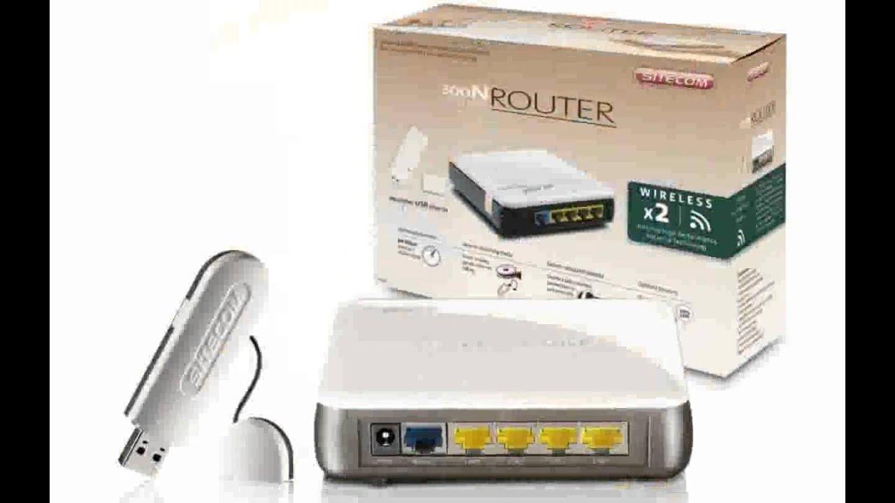 Wireless Network USB Micro Adapter N300 X2 - Sitecom