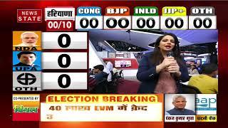 Lok Sabha Poll Results: News Nation news room turns into war room