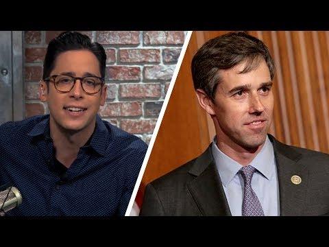 Beta Beto Crumbles In Cruz Debate