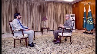 An Exclusive Interview of President Dr. Arif Alvi with Voice of America (VoA) Urdu