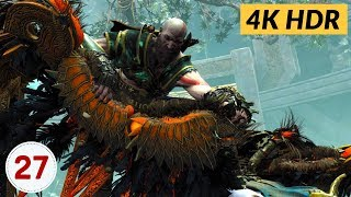 All 9 Valkyries. Ep.27 - God of War 2018 [4K HDR]