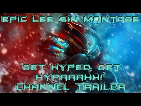 """Get Hyped, Get Hypaaahh!"" 