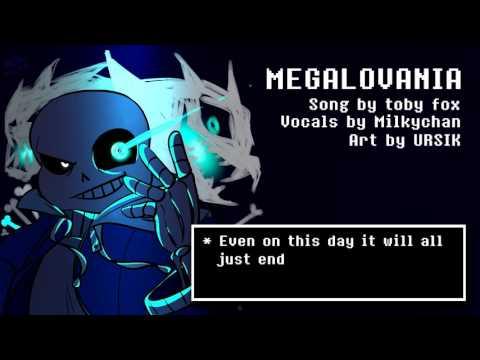 MEGALOVANIA「Undertale FanVocal」