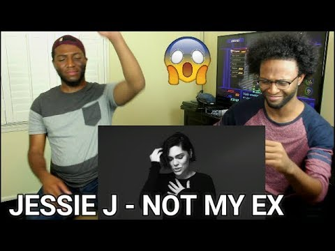 Jessie J - Not My Ex (REACTION)