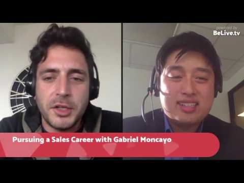 Albert's List Webinar #15: Pursuing a Sales Career with Gabriel Moncayo