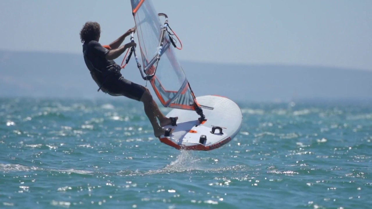 RRD WIND FOIL BOARD H-FIRE 91