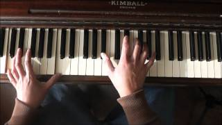 Natalie Cole - Inseperable - Piano